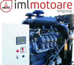 IMLmotoare - 1015 generating set