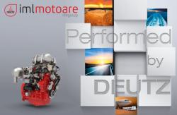 IMLmotoare - motoare DEUTZ diesel si pe gaz
