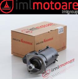 IMLmotoare - DEUTZ spare parts Xchange starter