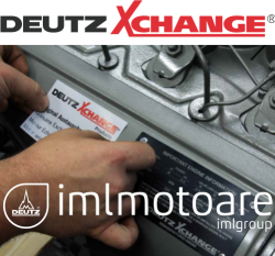 IMLmotoare - motoare DEUTZ Xchange ATM