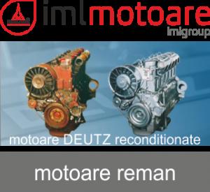 IMLmotoare - motoare DEUTZ reconditionate