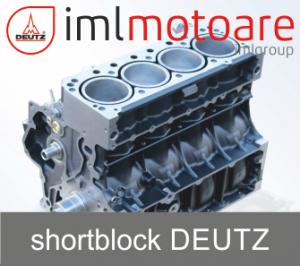 IMLmotoare - shortblock DEUTZ